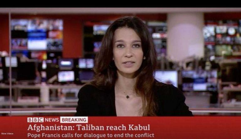 «Πάγωσε» στον αέρα η δημοσιογράφος του BBC | tanea.gr