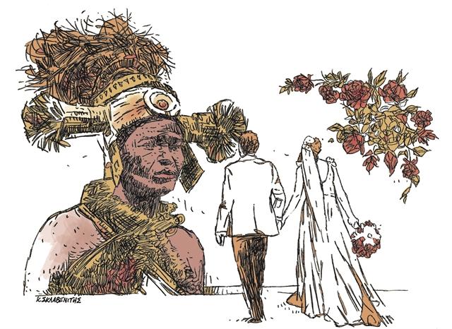 Γάμος από αφρικανό φύλαρχο, διαζύγιο από έλληνα δικαστή   tanea.gr