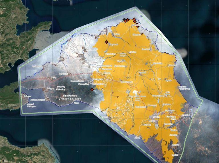 Φωτιά – Μεγάλη η οικολογική καταστροφή στην Εύβοια - Τι δείχνουν τα στοιχεία της υπηρεσίας Copernicus   tanea.gr