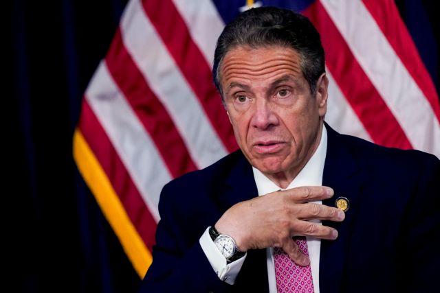 Παραιτήθηκε ο κυβερνήτης της Νέας Υόρκης μετά τις καταγγελίες για σεξουαλική παρενόχληση | tanea.gr