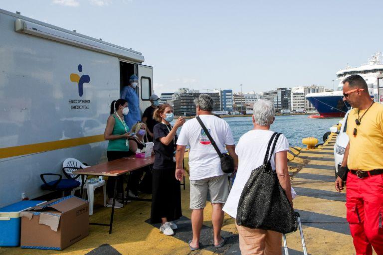 Πού θα γίνουν τη Δευτέρα τα δωρεάν rapid test | tanea.gr