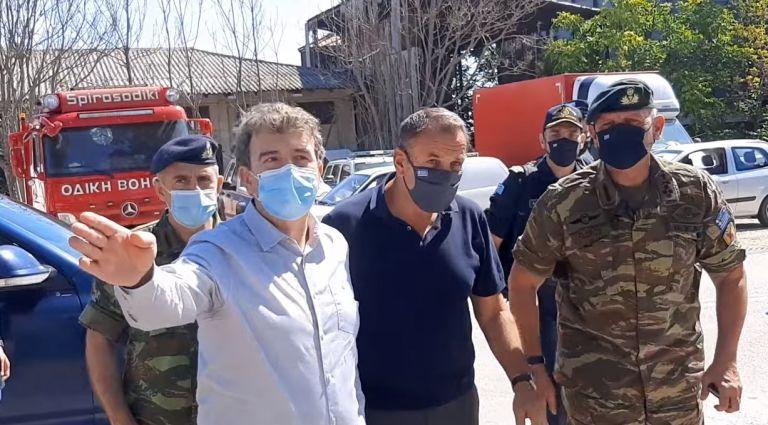 Έβρος – «Τα σύνορα της Ελλάδας θα παραμείνουν ασφαλή και απαραβίαστα» διαμηνύουν Χρυσοχοΐδης - Παναγιωτόπουλος   tanea.gr