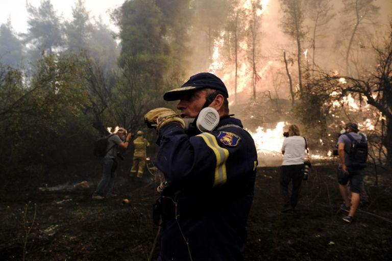 Κονδύλι 16 δισ. ευρώ για ενίσχυση της Πολιτικής Προστασίας και αποκατάσταση των δασών   tanea.gr