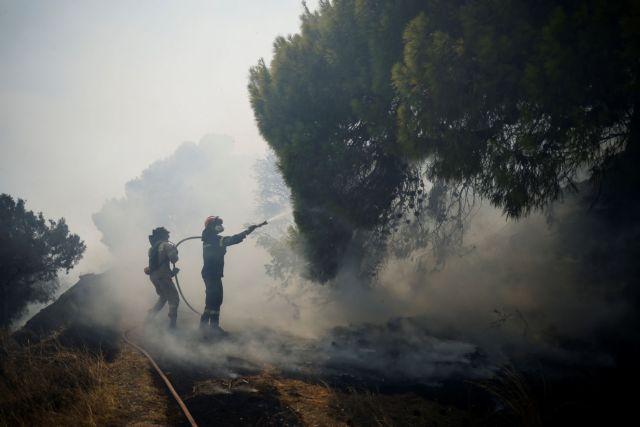 Βίλια – Ανεξέλεγκτη η φωτιά – Πάνω από 10 χλμ το μέτωπο, εκκενώνονται 5 οικισμοί και ένα γηροκομείο   tanea.gr
