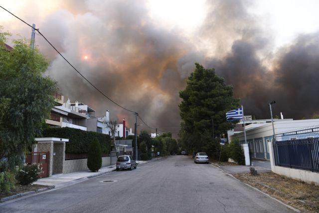 Σε επιφυλακή νοσοκομεία και κέντρα υγείας για Βαρυμπόμπη και Εύβοια   tanea.gr