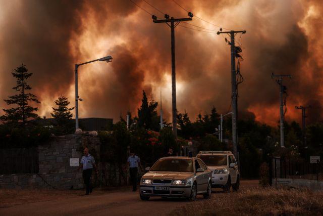 Καταγγελία Σπίρτζη – Η εντολή στους πυροσβέστες είναι «αφήστε το Κρυονέρι και πηγαίνετε Δροσοπηγή» | tanea.gr