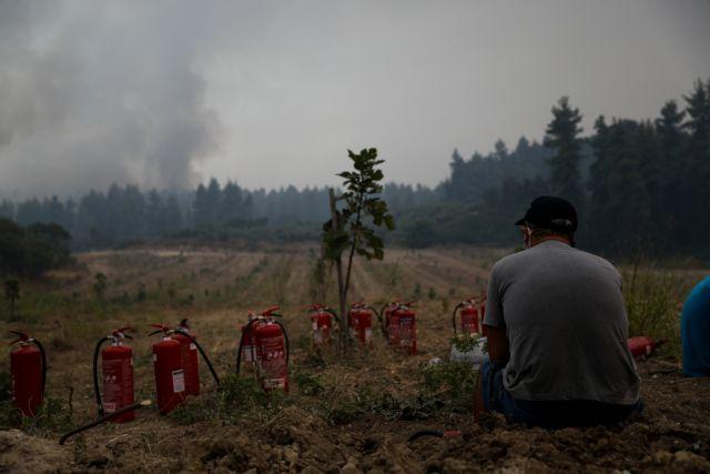 Ηρωικές μάχες των κατοίκων για να σώσουν τη γη τους   tanea.gr