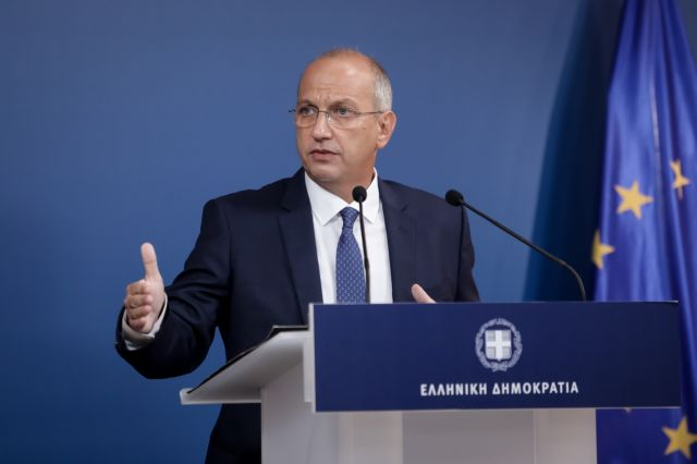 Οικονόμου – Η Ελλάδα δεν θα χειριστεί με αφέλεια προσφυγικές ροές από Αφγανιστάν | tanea.gr