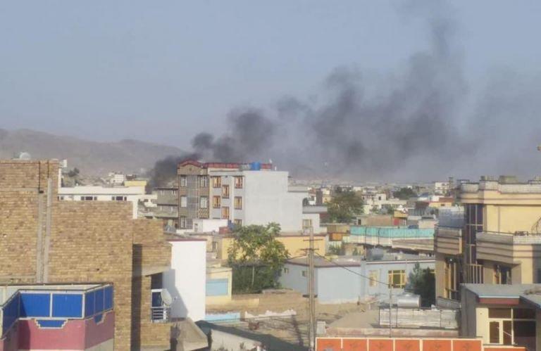 Αφγανιστάν – Νέα έκρηξη στην Καμπούλ   tanea.gr