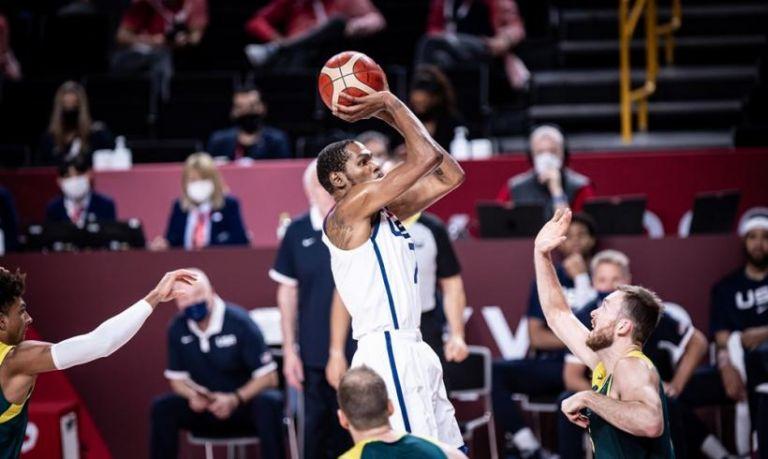 Οι ΗΠΑ πέρασαν στον τελικό – Ξεπέρασαν το εμπόδιο της Αυστραλίας με 97-78   tanea.gr