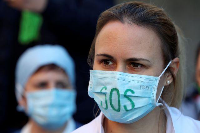 Τέλος χρόνου για τους ανεμβολίαστους υγειονομικούς - Εμβολιασμός ή μετάταξη κι επιστροφή μισθού | tanea.gr
