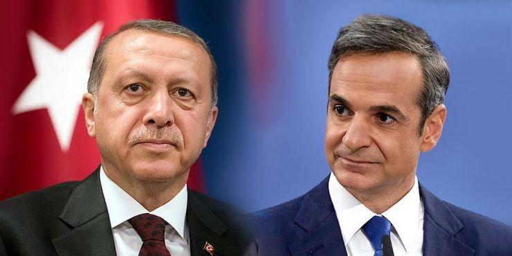Μητσοτάκης-Ερντογάν – «Ελλάδα και Τουρκία δεν θα γίνουν αποθήκες ψυχών» | tanea.gr