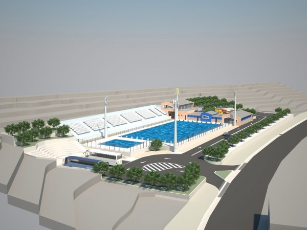 Ολυμπιακών προδιαγραφών κολυμβητήριο κατασκευάζεται στη Μυτιλήνη   tanea.gr