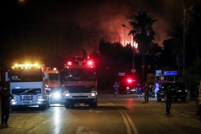 Φωτιά στη Βαρυμπόμπη – Γιατί βγήκε εκτός ελέγχου η πυρκαγιά   tanea.gr