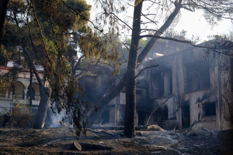 Φωτιά στη Βαρυμπόμπη –  «Δύσκολη μέρα αύριο για την Αττική, έρχονται 8 μποφόρ» | tanea.gr