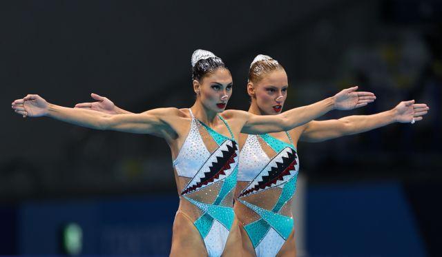 Oλυμπιακοί Αγώνες – Εκτός αγώνων η ελληνική ομάδα της καλλιτεχνικής κολύμβησης   tanea.gr