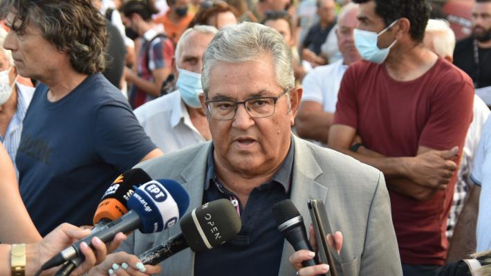 Κουτσούμπας στο συλλαλητήριο πυροπλήκτων Β. Εύβοιας – «Αυτό το έγκλημα να μην παραγραφεί»   tanea.gr
