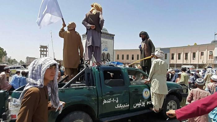 Oι Ταλιμπάν αλώνουν τη χώρα και πλησιάζουν στην Καμπούλ | tanea.gr