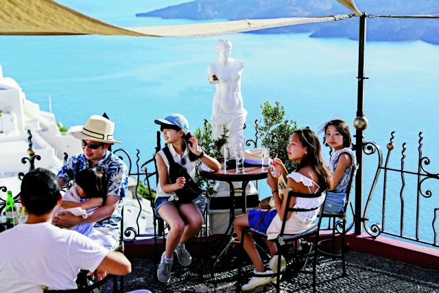 Greek Minister of Tourism – More than six million tourists have visited our country | tanea.gr