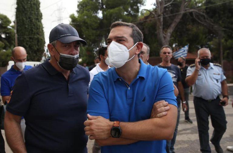 Συγκλονισμένος ο Αλ. Τσίπρας από τον θάνατο τού Κωνσταντίνου Μίχαλου | tanea.gr