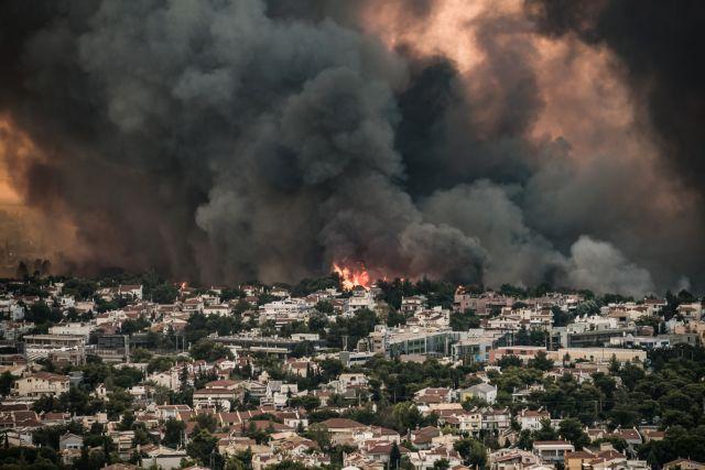 Τσίπρας για Βαρυμπόμπη – Κύριο μέλημα ο περιορισμός της καταστροφής και η προστασία της ανθρώπινης ζωής   tanea.gr