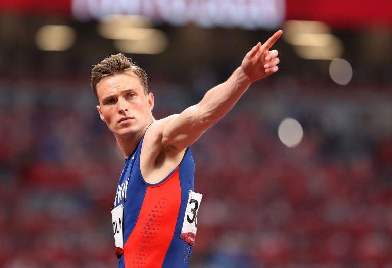 Ασύλληπτο παγκόσμιο ρεκόρ στα 400 μ. εμπ. Ανδρών | tanea.gr