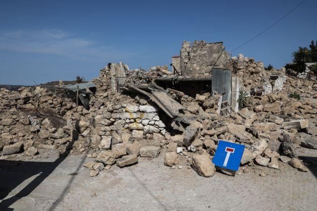 Νέος ισχυρός σεισμός στο Ηράκλειο   tanea.gr