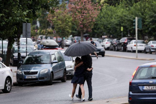 Καιρός – Ερχονται ισχυρές βροχές και καταιγίδες – Σε ποιες περιοχές απαιτείται ιδιαίτερη προσοχή | tanea.gr