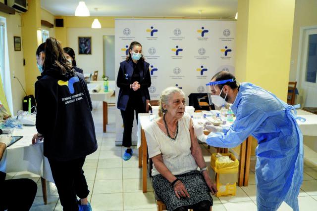 Γιατί θα χορηγηθεί στους άνω των 60 ετών και στους υγειονομικούς   tanea.gr