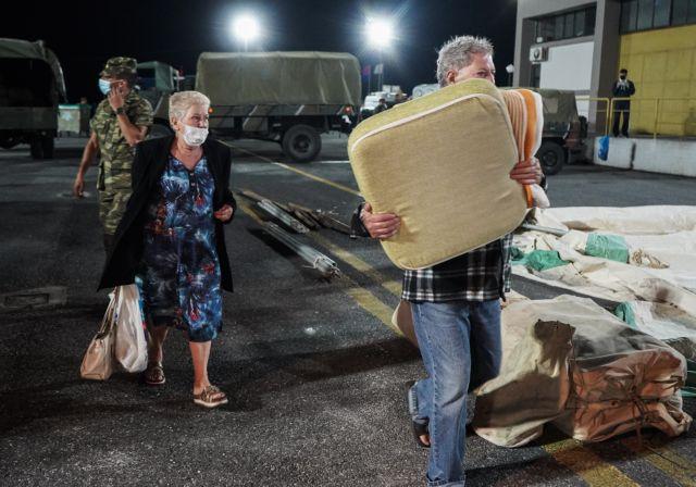 Δεύτερη νύχτα αγωνίας στην Κρήτη - Συνεχίζονται οι μετασεισμοί | tanea.gr
