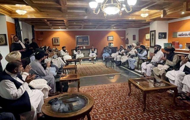 Αφγανιστάν – Ετοιμάζονται να παρουσιάσουν την κυβέρνησή τους οι Ταλιμπάν | tanea.gr