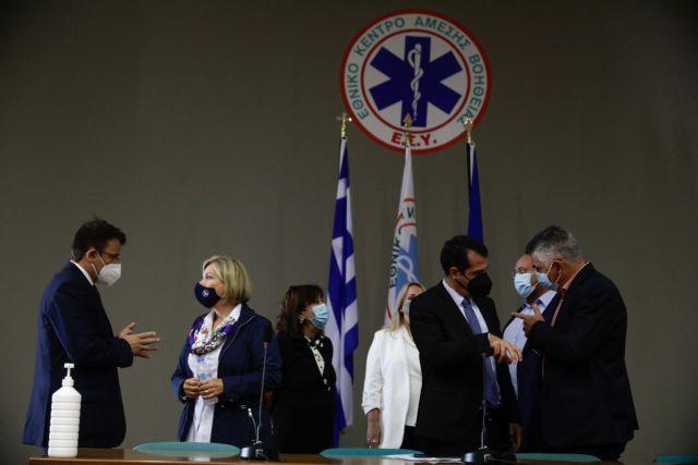 Πλεύρης για Θεσσαλονίκη – Μόνο το 52% εμβολιασμένο – Ανησυχία κυρίως για τη Δυτική Μακεδονία   tanea.gr