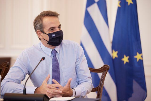 Μητσοτάκης – Ξεπέρασε τις προσδοκίες η αύξηση του ΑΕΠ κατά 16% | tanea.gr