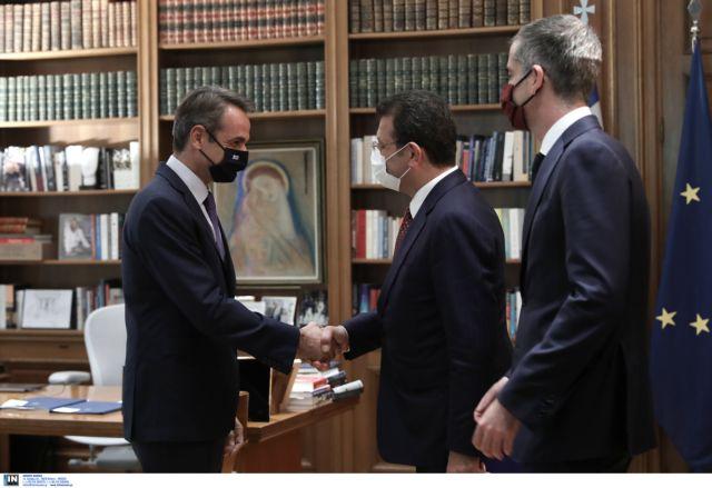 Μητσοτάκης – Συνάντηση με Ιμάμογλου και Μπακογιάννη για τη συνεργασία Αθήνας και Κωνσταντινούπολης | tanea.gr