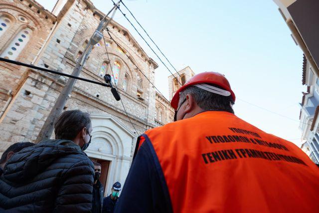 Μητσοτάκης – Από τη Γαλλία στην Κρήτη – Στις σεισμόπληκτες περιοχές ο πρωθυπουργός | tanea.gr