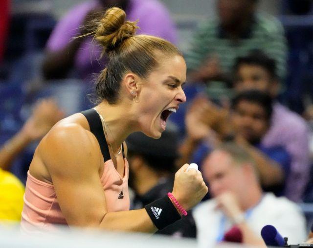 Σάκκαρη – Πρόκριση στους «8» του US Open με νίκη σε αναμέτρηση θρίλερ επί της Αντρεέσκου | tanea.gr