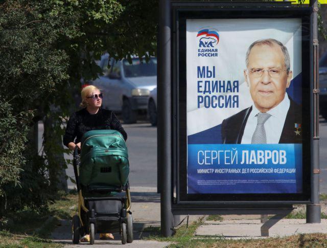 Κατά μέτωπον επίθεση Μόσχας προς Αγκυρα για μη αναγνώριση των εκλογών στην Κριμαία   tanea.gr