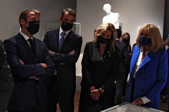 Μακρόν στα ΝΕΑ – Η φιλία μεταξύ Ελλάδας και Γαλλίας είναι γερή και συνεχίζεται | tanea.gr