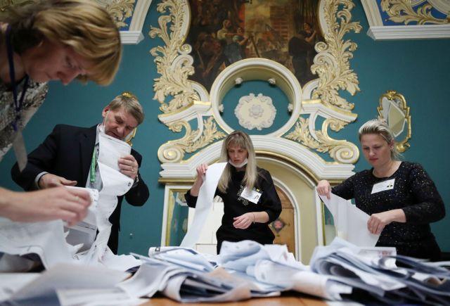 Ρωσία – Η αποτίμηση Πούτιν για το εκλογικό αποτέλεσμα   tanea.gr