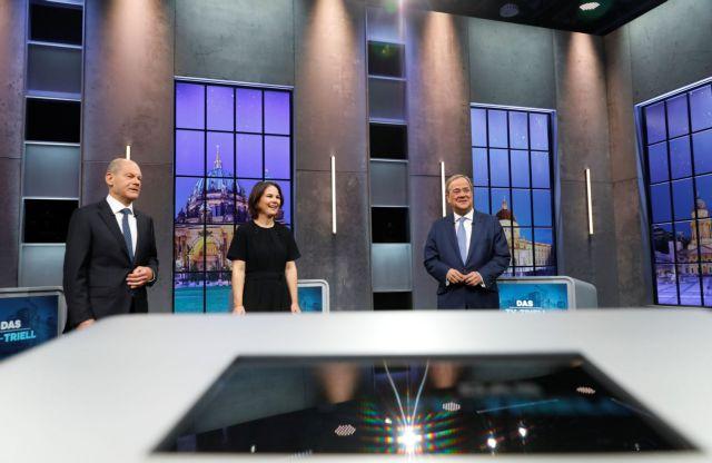 Γερμανία – Δεν έχει κριθεί η πρωτιά στις εκλογές, δηλώνει το 55% των ψηφοφόρων   tanea.gr