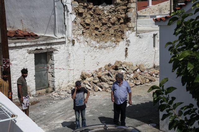 Σεισμός στην Κρήτη – Δεύτερη δύσκολη νύχτα για τους σεισμόπληκτους   tanea.gr