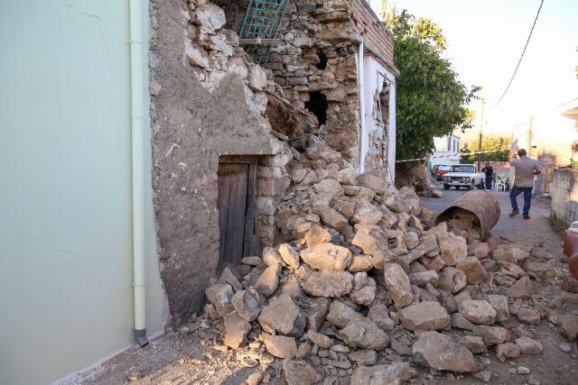 Παπαδόπουλος – Οι πρωινοί σεισμοί στη Ρόδο δεν σχετίζονται με αυτούς στην Κρήτη | tanea.gr