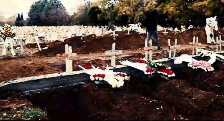 Κοροναϊός – Νέα τρέλα των αρνητών οι εκταφές νεκρών – Τι κρύβεται πίσω από τις μαζικές αιτήσεις | tanea.gr