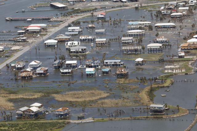 Κυκλώνας Άιντα – Νυχτερινή απαγόρευση κυκλοφoρίας στη Νέα Ορλεάνη – Χωρίς ρεύμα η Λουιζιάνα | tanea.gr