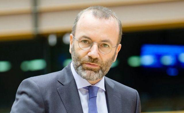 Ο Βέμπερ και πάλι υποψήφιος για επικεφαλής της ΚΟ του ΕΛΚ   tanea.gr