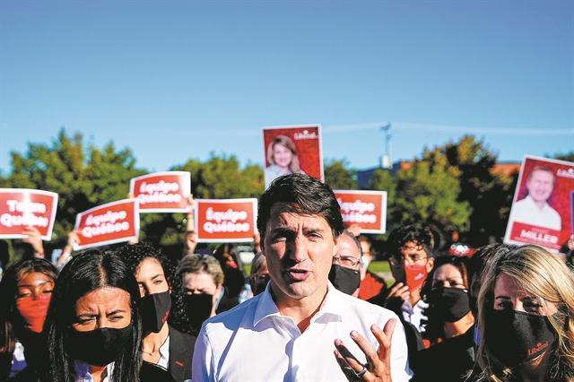 Μάχη για την πολιτική του επιβίωση δίνει ο Τζάστιν Τριντό | tanea.gr