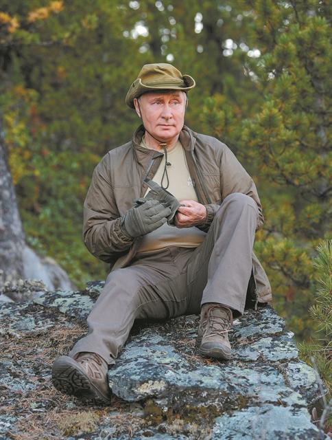 Ενας νέος «συμπαίκτης» για τον Βλαντίμιρ Πούτιν   tanea.gr