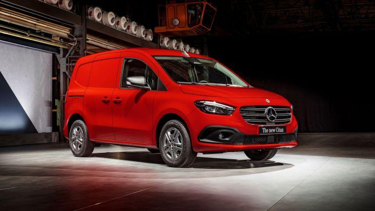 Mercedes-Benz Citan: Το νέο βαν που θέτει υψηλότερα στάνταρ στην κατηγορία του   tanea.gr