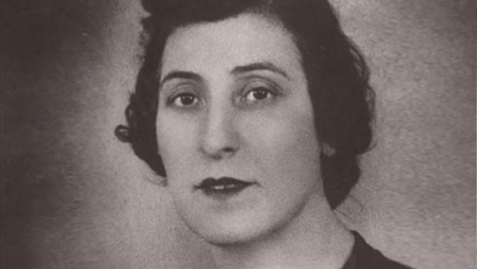 Λέλα Καραγιάννη: Η γυναίκα που τα «έβαλε» με τους Ναζί   tanea.gr