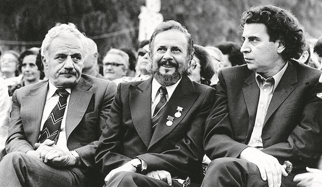 Γιορτή της πολιτικήςκαι του πολιτισμού   tanea.gr